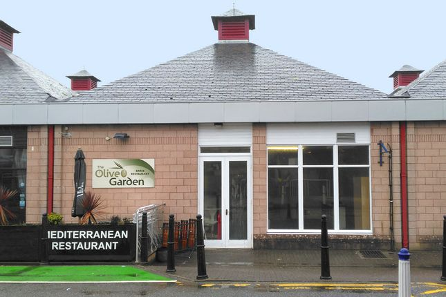 Thumbnail Retail premises to let in Unit 5, The Waterfront Centre, Railway Pier, Oban, Argyll