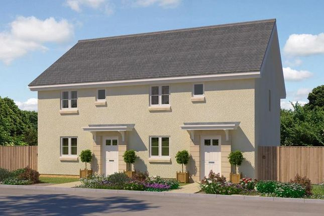 """3 bedroom terraced house for sale in """"Bonnyton"""" at Salters Road, Wallyford, Musselburgh"""