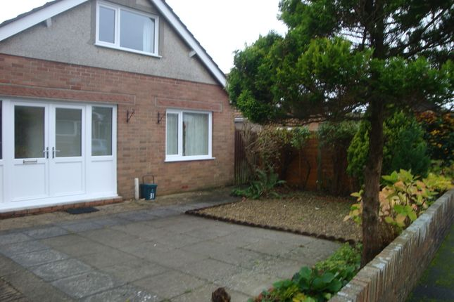 Thumbnail Detached bungalow to rent in Withy Park, Bishopston, Swansea