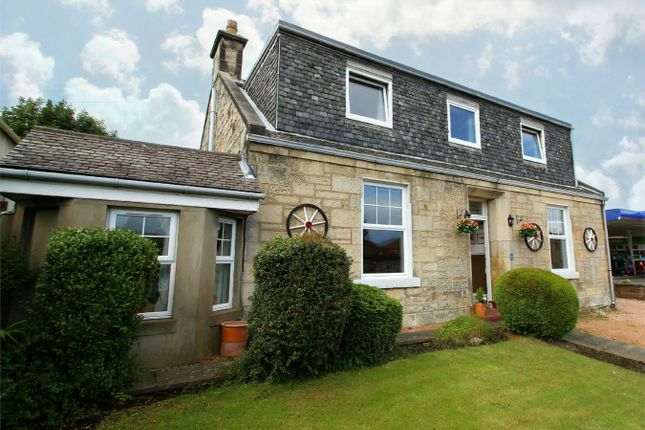 Thumbnail Commercial property for sale in Garvock Bed And Breakfast, Dunfermline, Fife