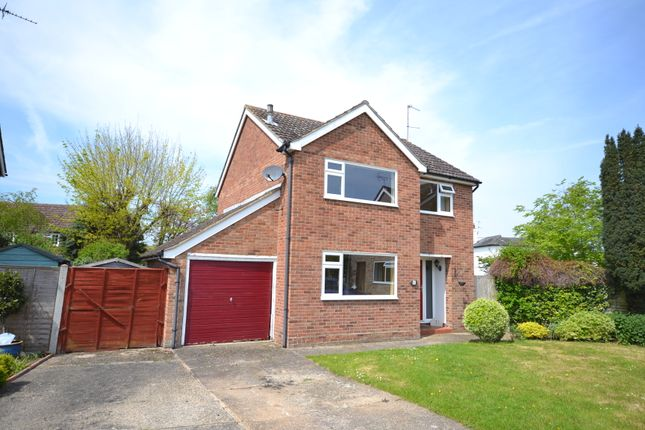 Thumbnail Detached house to rent in Old Forge Road, Layer-De-La-Haye, Colchester