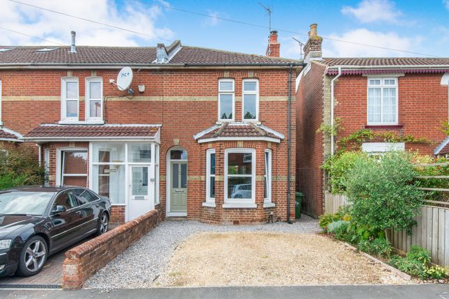 Thumbnail End terrace house for sale in Shirley Park Road, Shirley, Southampton