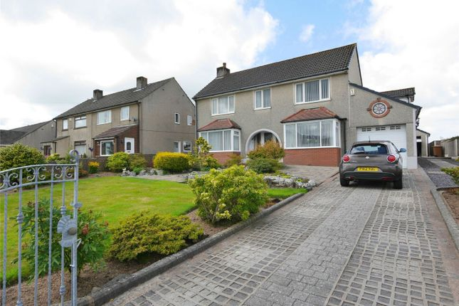 Thumbnail Detached house for sale in Ling Croft, Frizington Road, Cleator Moor, Cumbria