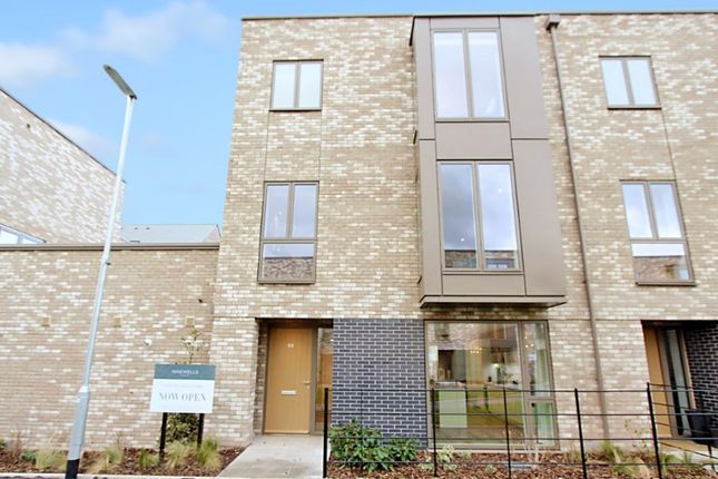 Thumbnail Terraced house for sale in Ninewells, Cambridge