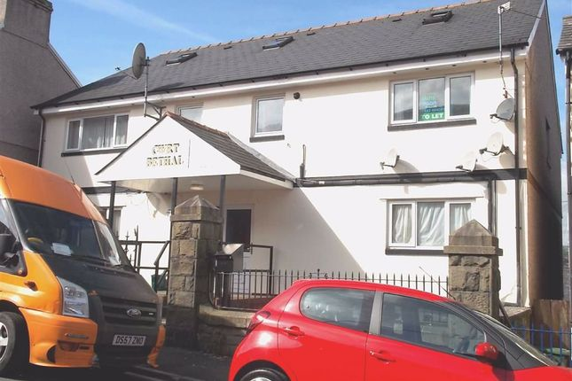 2 bed flat for sale in William Street, Cilfynydd, Pontypridd CF37
