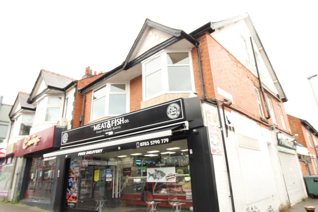 Thumbnail Flat to rent in Linton Street, Leicester, Leicestershire