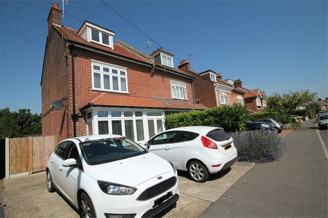 Thumbnail Semi-detached house for sale in Old Road, Frinton-On-Sea