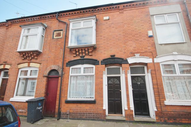 Paget Road, West End, Leicester LE3