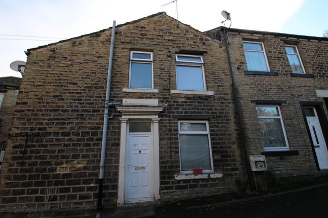 Front View of Back Stanley Street, Lockwood, Huddersfield, West Yorkshire HD1