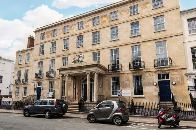Thumbnail Flat for sale in Crescent Place, Cheltenham
