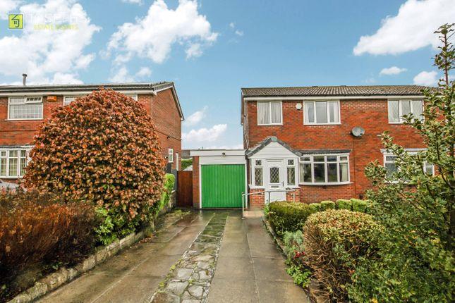 Thumbnail Semi-detached house for sale in Braeside Grove, Botlon