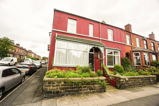 Thumbnail End terrace house for sale in Chorley New Road, Horwich, Bolton