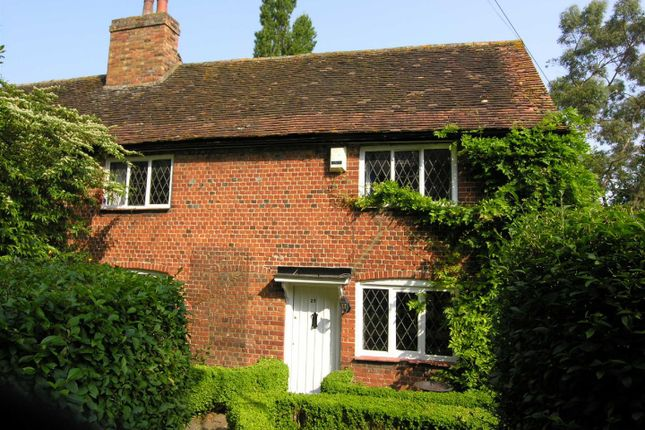 Thumbnail Semi-detached house to rent in Church Road, Harlington, Dunstable