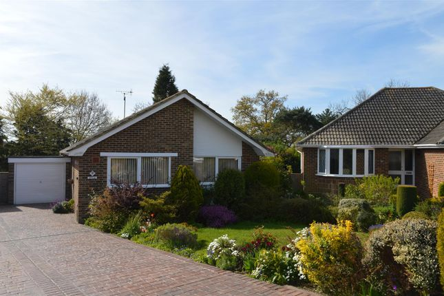 Thumbnail Detached bungalow for sale in Beech Close, Bexhill-On-Sea