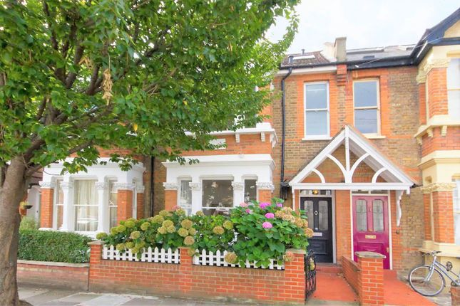 Thumbnail Terraced house to rent in Whellock Road, Chiswick, London