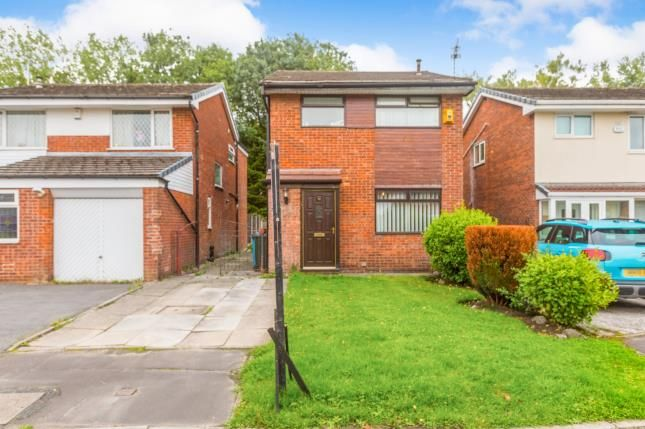 Thumbnail Detached house for sale in Lowlands Close, Middleton, Manchester, Greater Manchester