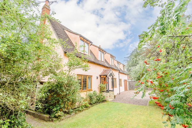 Thumbnail Detached house for sale in Cornish Hall End, Finchingfield