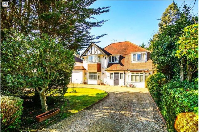Thumbnail Detached house for sale in Woodhall Avenue, Pinner