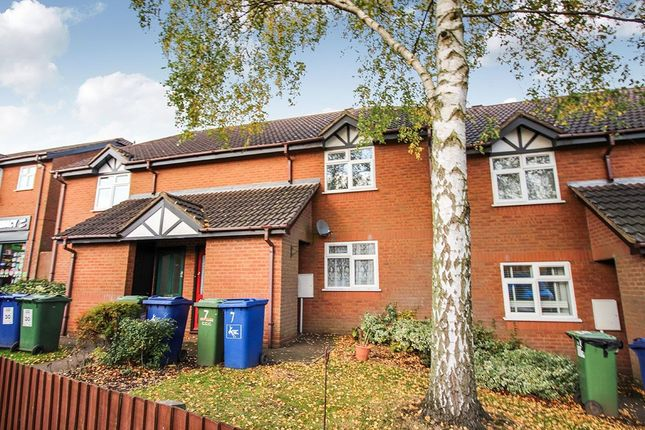 Thumbnail Flat to rent in Hamilton Lea Brownhills Road, Norton Canes, Cannock