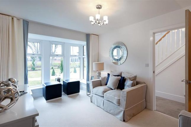 Thumbnail Detached house for sale in Plot 61 The Rosebury, Newbold Road, Chesterfield