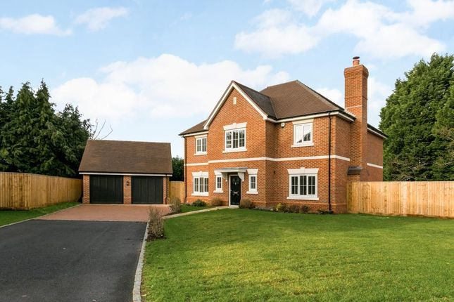 Thumbnail Detached house for sale in Chavey Down Road, Winkfield Row, Bracknell