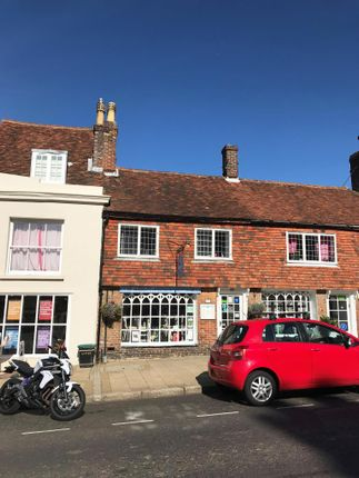 Thumbnail Retail premises for sale in 87 High Street, Battle, East Sussex