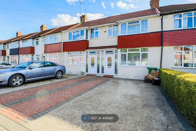 Thumbnail Terraced house to rent in Fendyke Rd, Abbey Wood