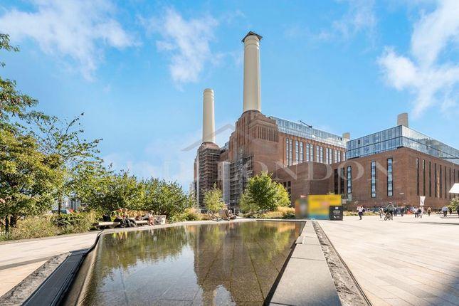 Thumbnail Flat for sale in Scott House, Battersea Power Station, Nine Elms