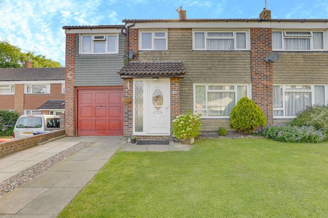 Thumbnail Semi-detached house for sale in Coronation Road, East Grinstead