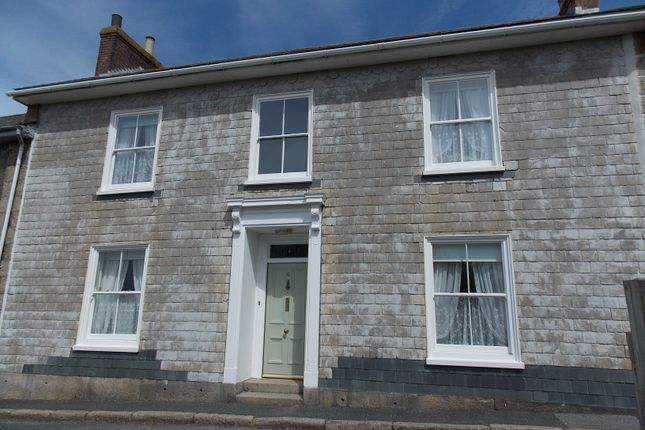Thumbnail Semi-detached house for sale in Symons Terrace, Redruth