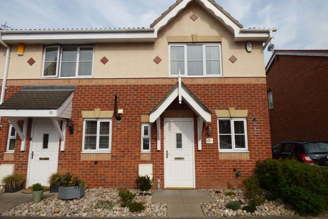 2 bed terraced house to rent in Topliff Road, Chilwell, Nottingham NG9
