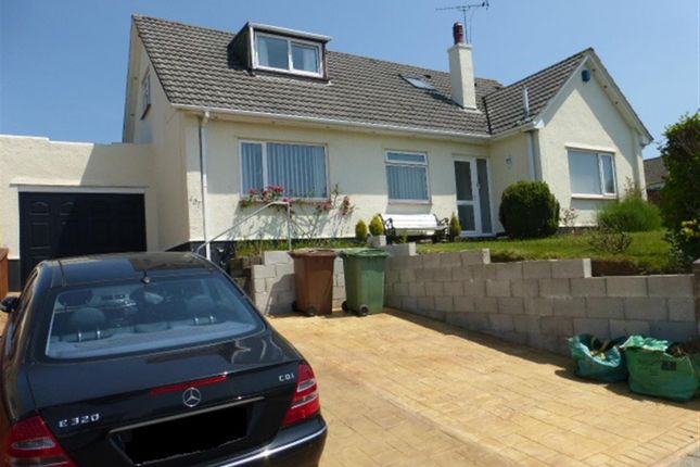 Thumbnail Detached bungalow for sale in Southway Drive, Plymouth