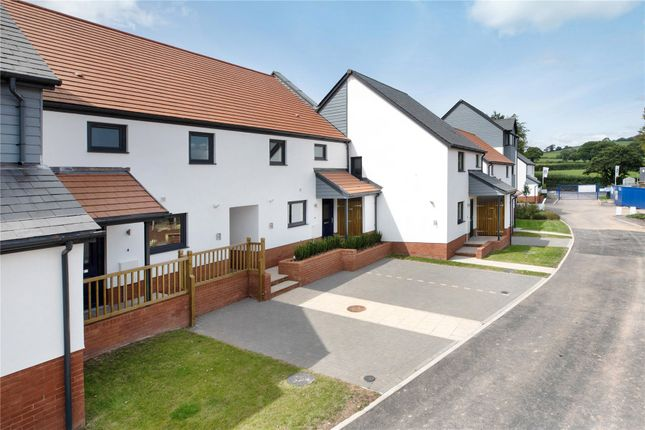 Thumbnail Terraced house for sale in Evans Field, Budleigh Salterton