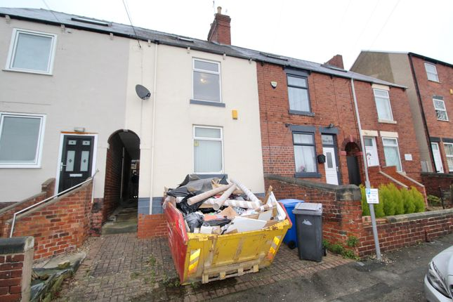 4 bed terraced house for sale in Rose Hill, Chesterfield S40