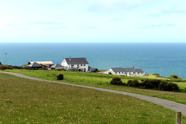 Thumbnail Farmhouse for sale in Nantmawr, Mwnt, Cardigan, Ceredigion