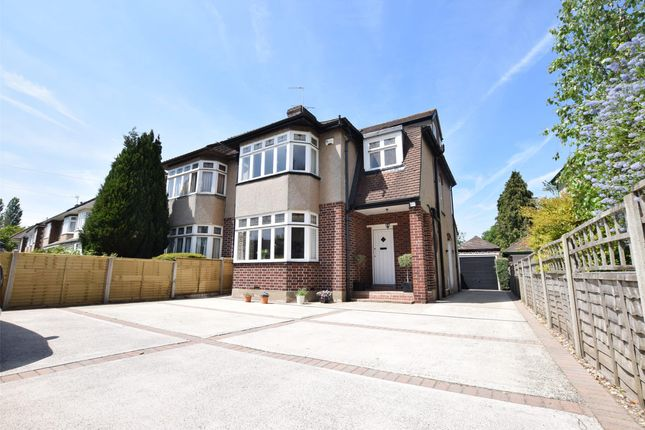4 bed semi-detached house to rent in Badminton Road, Downend, Bristol BS16