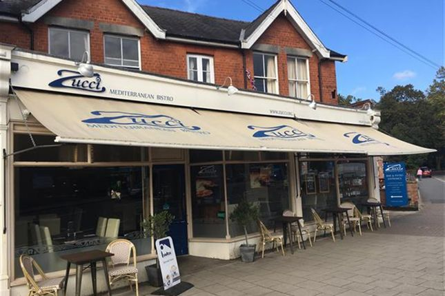 Thumbnail Restaurant/cafe for sale in Highly Profitable Restaurant With 100 Covers. LN10, Lincolnshire
