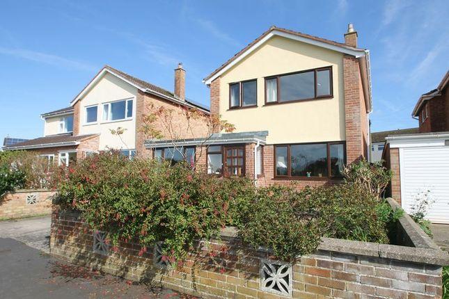 Thumbnail Detached house for sale in Stillington Close, Wells