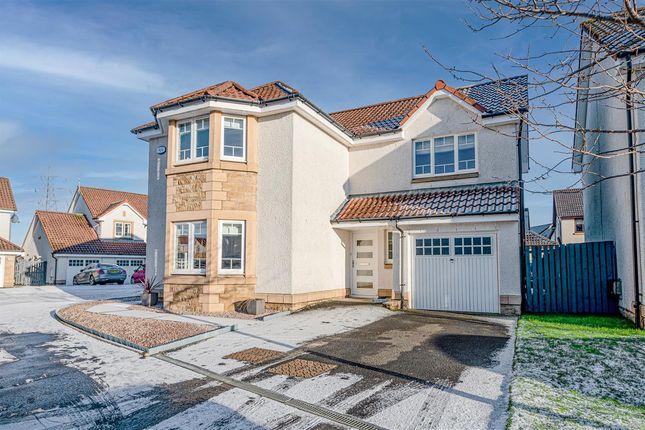 Thumbnail Detached house for sale in Cauldhame Farm Road, Falkirk