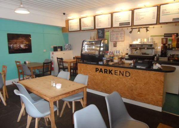 Thumbnail Restaurant/cafe for sale in Park End Cafe, Burnley Road, Todmorden