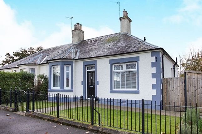 Thumbnail Semi-detached house for sale in Carnethie Street, Rosewell