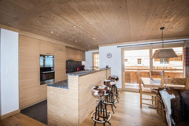 Example Kitchen of Route Des Rahas Grimentz, Valais, Switzerland