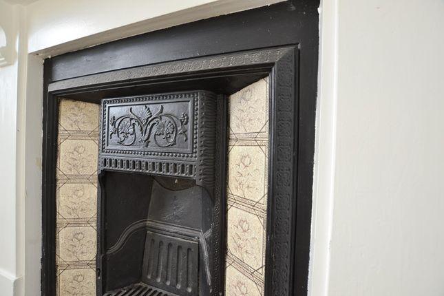 Fireplace of Top Floor Flat, 9 Newbridge Road, Bath, Somerset BA1