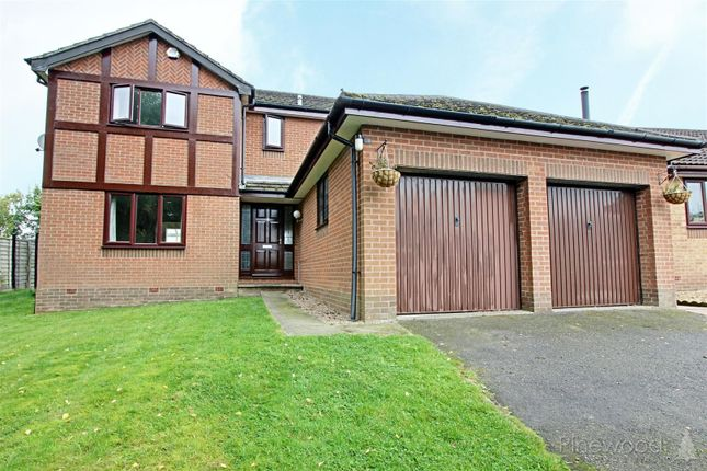 Thumbnail Detached house to rent in Hawthorne Way, Ashgate, Chesterfield, Derbyshire