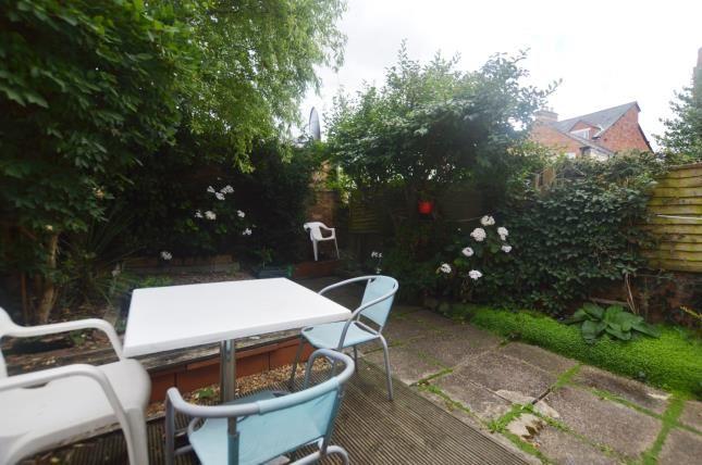 Garden of Denmark Road, Northampton, Northamptonshire NN1