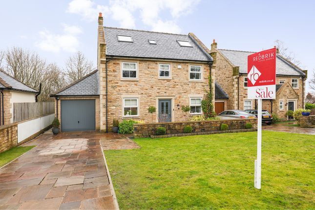 Thumbnail Detached house for sale in Whirlow Elms Chase, Sheffield
