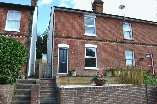 Thumbnail End terrace house for sale in St. Marys Road, Tonbridge