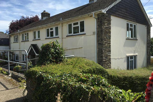 Thumbnail Flat to rent in Hillside, Quethiock, Liskeard