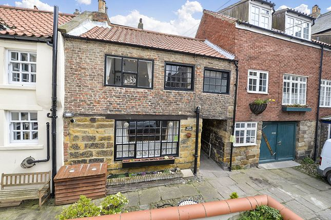 Thumbnail Terraced house for sale in White Horse Yard Church Street, Whitby