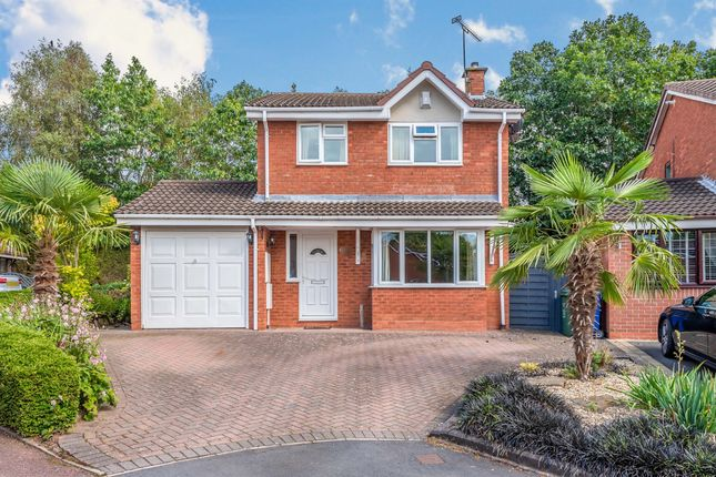 3 bed detached house for sale in Weston Close, Heath Hayes, Cannock WS11